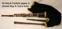 Gibson Ceilidh Pipes - small-pipes