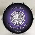Evans Custom Drum Head Art