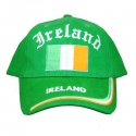 Baseball hat -Ireland Green