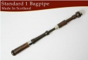 Wallace Standard AB1 Bagpipe