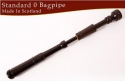 Wallace Standard AB0 Bagpipe