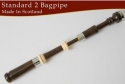 Wallace Standard AB2 Bagpipe