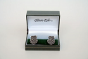Cufflinks Celtic thistle