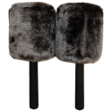 Bass Mallets - Articulate by Beatstreet - Dark Grey