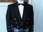 Kilt jacket - Prince Charlie and Vest