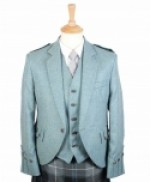 Kilt Jacket and Vest - tweed by Gaelic Themes